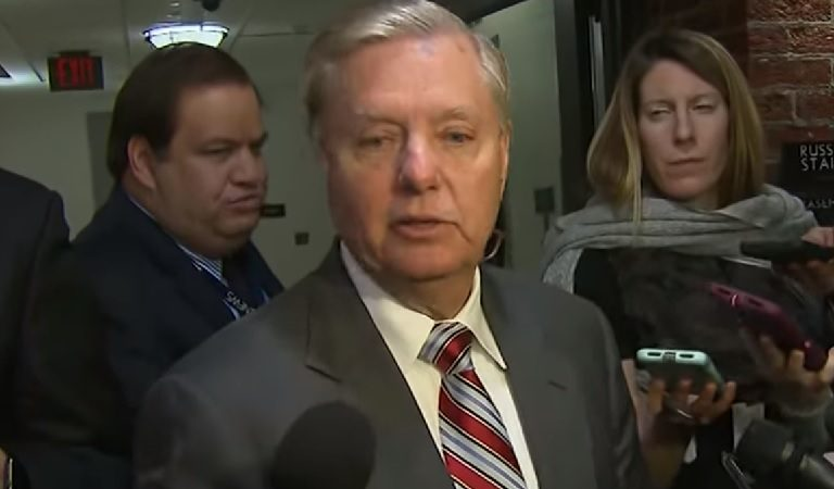 Republican Source Says Lindsey Graham Has Continued To Support Trump Because He Is Hiding Controversial Past