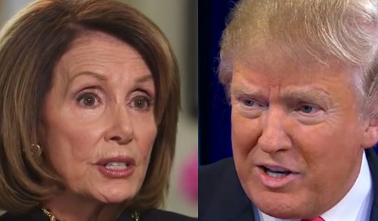 Nancy Pelosi Smacks Down Trump's Letter, Refuses To Let Him Deliver SOTU Address In The House