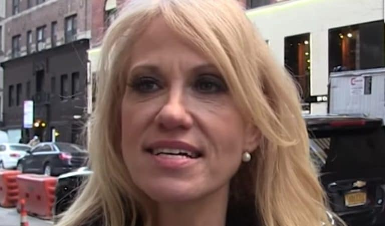 Kellyanne Conway Just Confronted Reporter For Saying People Don't Like Her, Starts Nasty Altercation