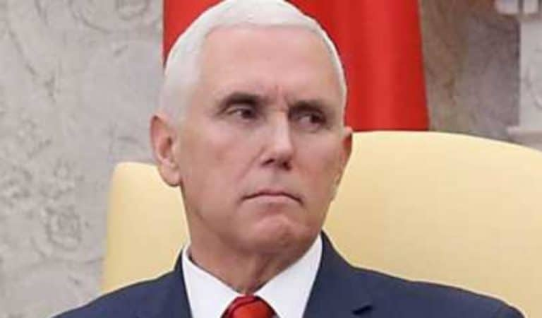 "New Video Of Mike Pence Emerges, Goes Against Trump, Calls His Actions ""A Profound Mistake"""