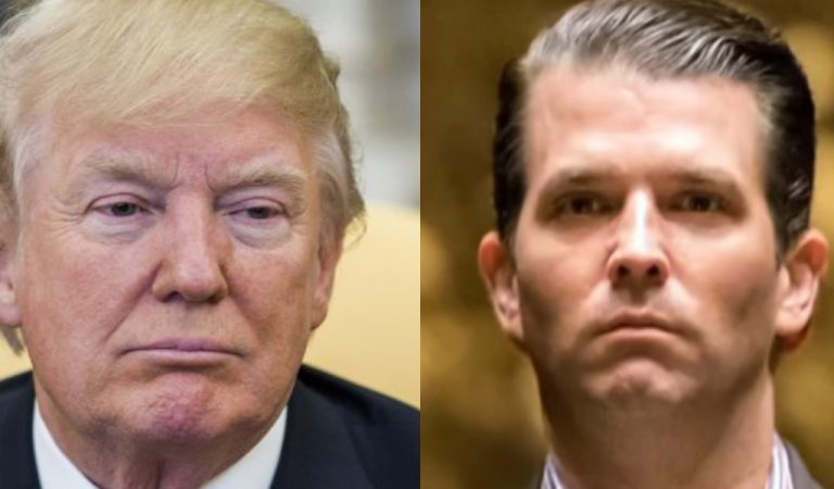 Trump Jr. Follows Up Dad's Oval Office Speech With A Racist Statement, Compares Immigrants To Zoo Animals