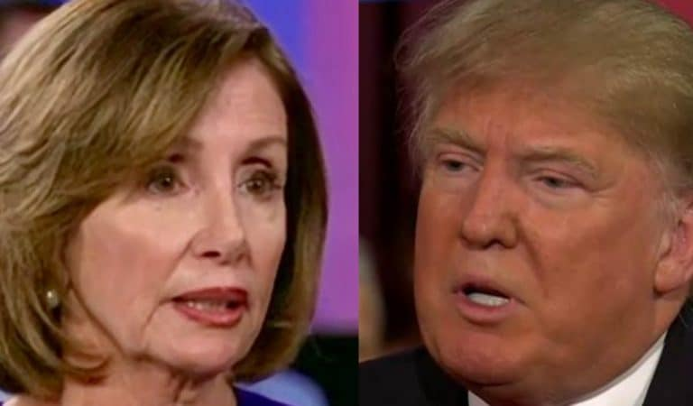 "NBC Journalist Claims Trump Went To Pelosi To Stop Her Impeachment Inquiry; Her Response: ""Tell Your People To Obey The Law"""
