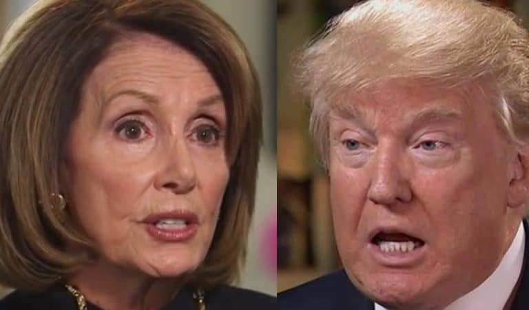 Trump's Own Lawyers Just Dared Nancy Pelosi To Impeach Him, This Won't End Well