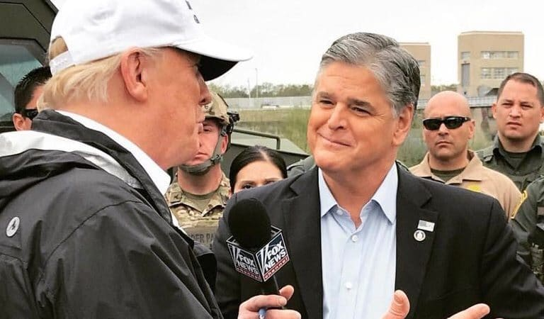 Horrifying New Evidence Reveals Sean Hannity Is The One Telling Trump What To Do