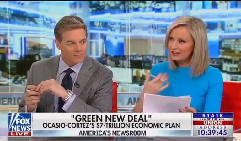Fox News Hosts Are Shocked After They Realize Their Own Polls Show People Do Want To Tax The Rich
