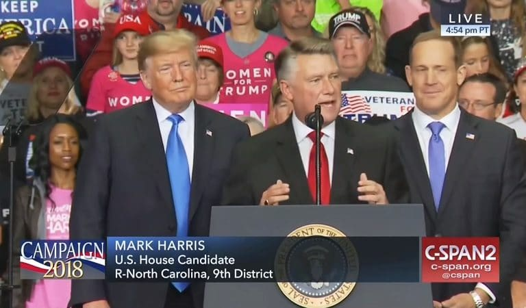 North Carolina Election Board Finds Evidence Of Major Fraud That Helped Republican Candidate Win