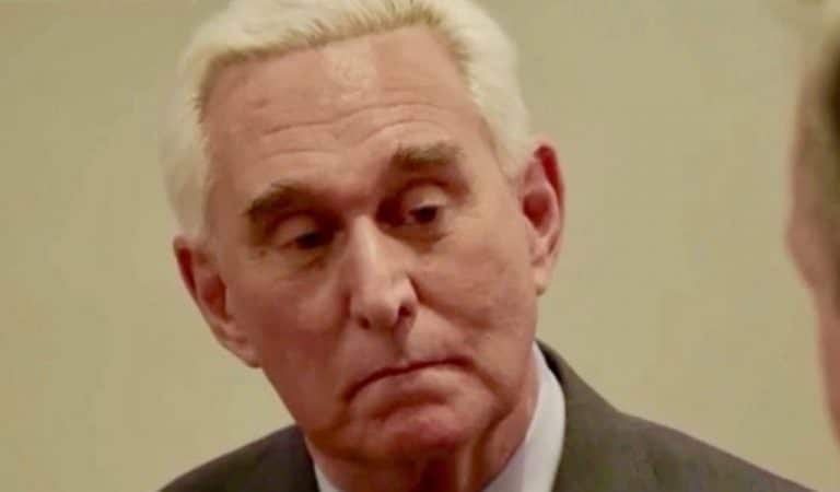 Roger Stone Just Violated His Gag Order During Cohen Testimony, Judge Won't Be Happy
