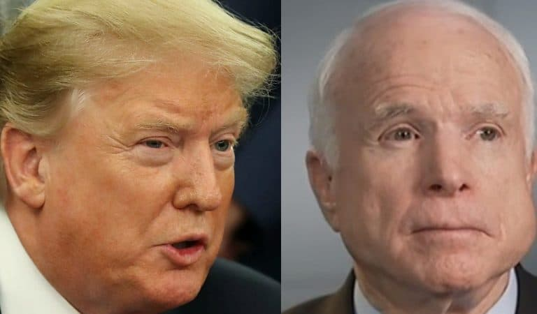 "Trump Gets Hilariously Trolled For His Birthday As ""John McCain Day"" Trends On Twitter"