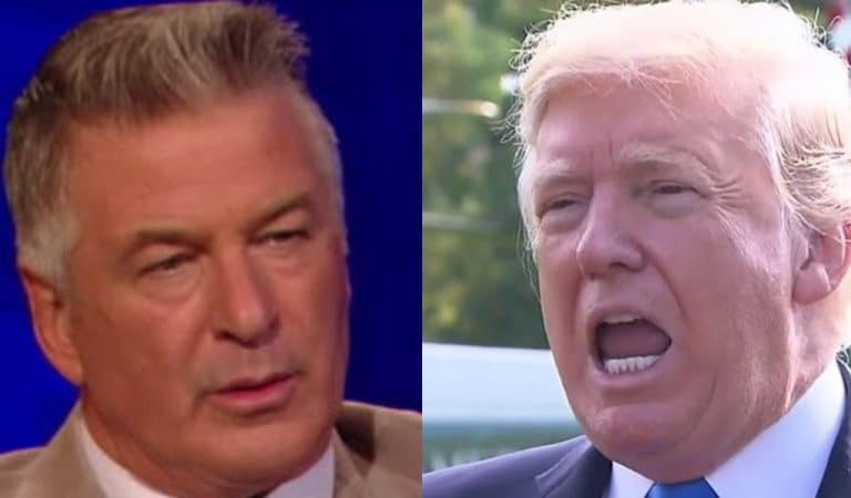 Alec Baldwin Responds To Trump After President's SNL Freakout, His Response Is Dead On