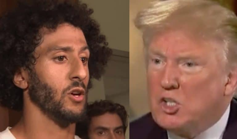 America Sends Giant F*ck You To Trump As Specialty Kaep Merchandise Sells Out In No Time Flat
