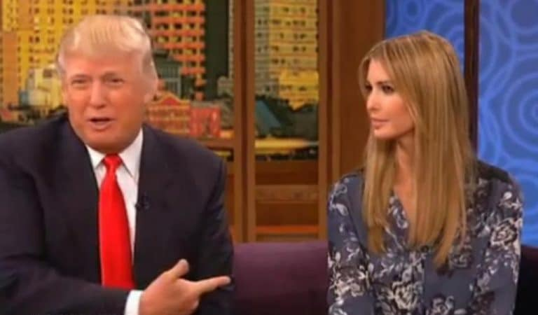 Trump Goes On Creepy Rant About His Daughter, Begs People To Watch Her On Fox News