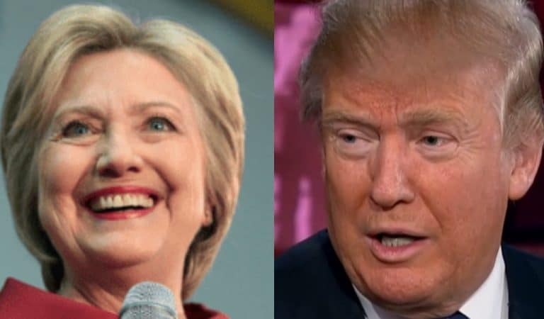 Trump And Hillary Go To Blows On Twitter, POTUS Has Never Been So Humiliated In His Life