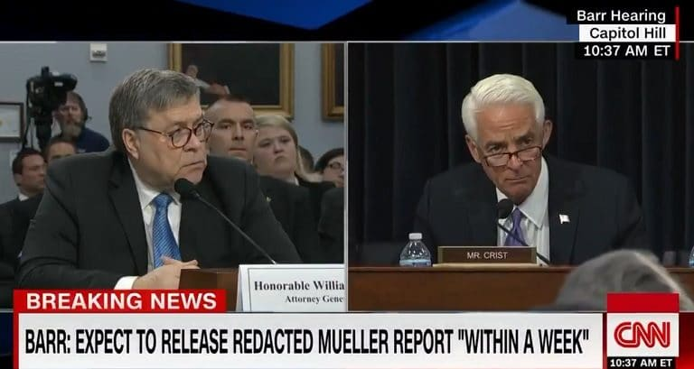 William Barr Finally Admits That Mueller Did Not Exonerate Trump