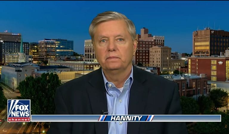 Fox News Tried To Hold Lindsey Graham Accountable On TV, Forced Him To Watch Old Clips Of Himself Talking Impeachment