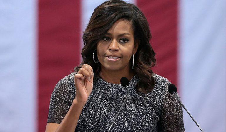 "Michelle Obama Brilliantly Slams Trump, Compares Him To A ""Divorced Dad"""