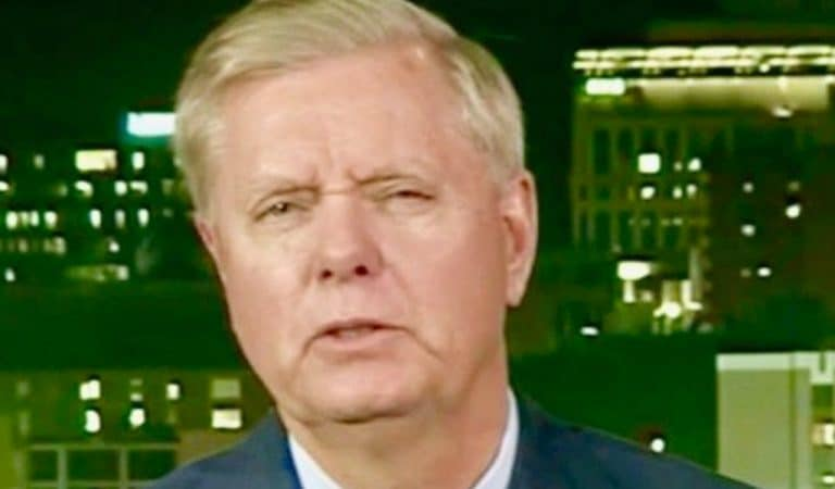 Lindsey Graham Ruins His Own Defense Of Trump As His Old Comments Come Back To Haunt Him