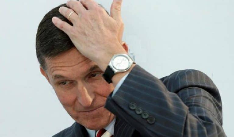 """Voicemail Exists Of """"Someone"""" Directing Michael Flynn To Interfere With Special Counsel's Investigation"""
