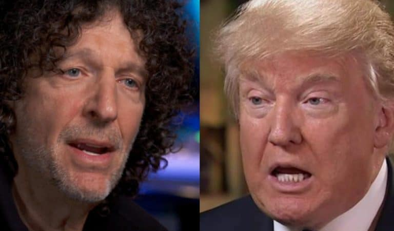 Howard Stern Just Broke Every Republican's Heart As He Exposed The Truth About Trump And Abortion