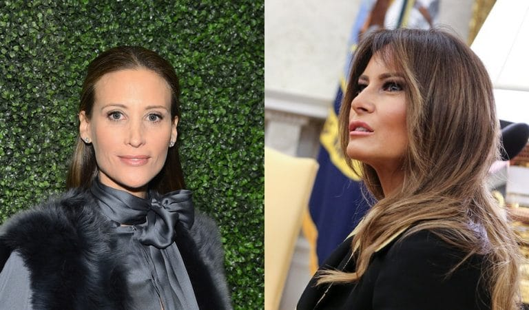 "Melania's Former Aide Says Trump Threw Her ""Under The Bus,"" Blamed Her For Crimes Committed By Inaugural Committee"