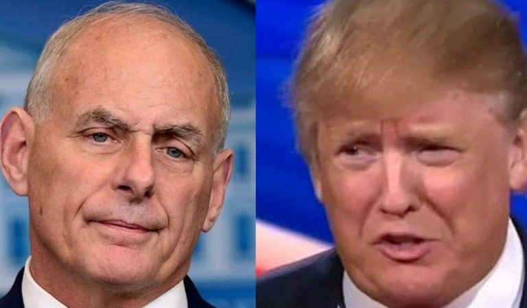 Former Chief Of Staff John Kelly Was Asked About Trump's Intelligence, His Response Says It All