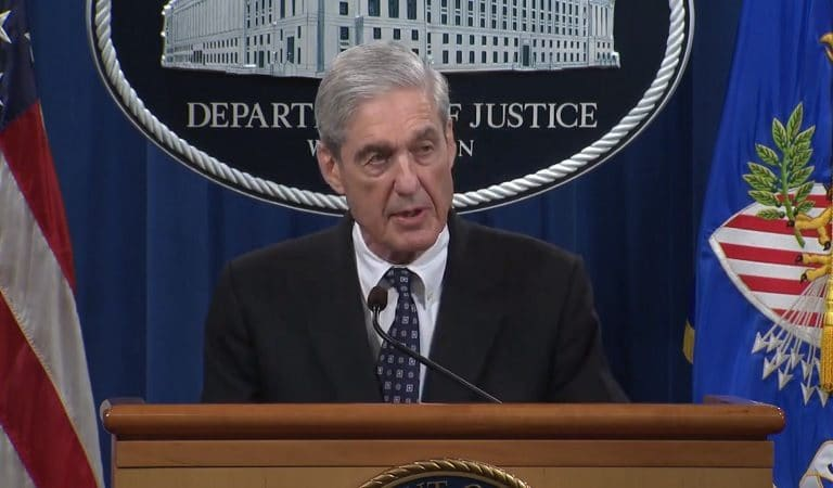 Robert Mueller Breaks Silence, Goes Public With Statement On Russia Probe That Will Have AG Sweating