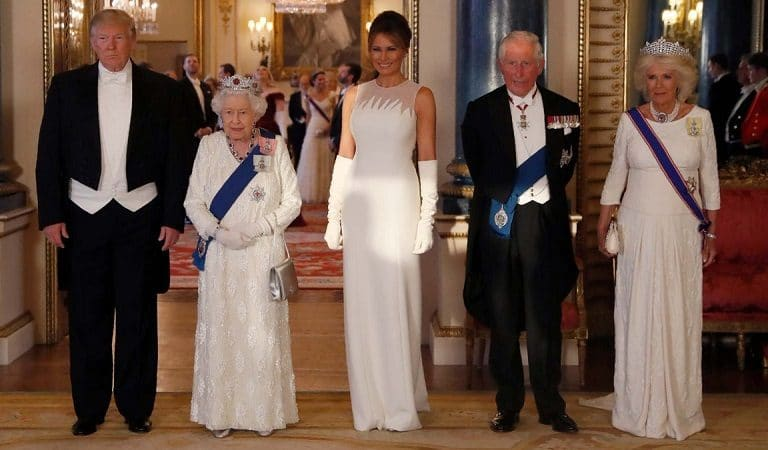 White House Tailor Responds To Trump's Ill-Fitted Tux He Wore In UK And It's Hilarious