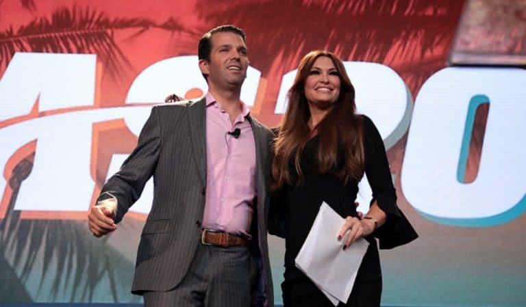 "Don Jr. Says He Would Be ""A Really Bad"" Racist Because He Has A Puerto Rican Girlfriend"