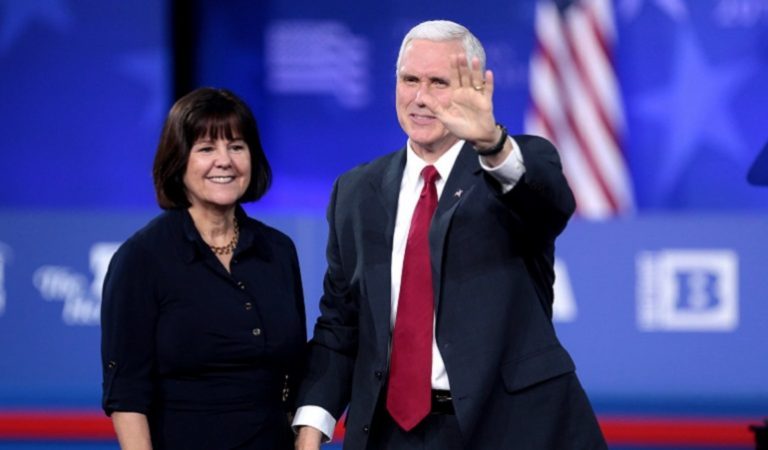 Source Claims Trump's Victory In 2016 Caused Problems For Pence And His Wife