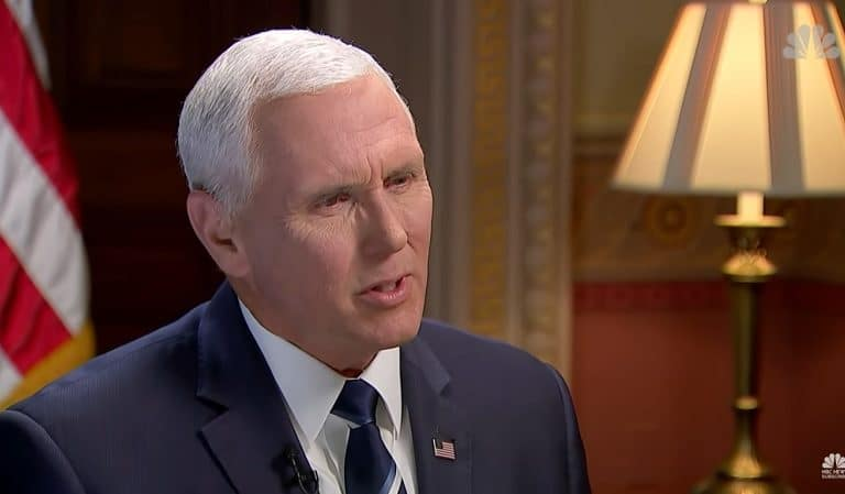 Mike Pence Appears To Be Caught Up In Whistleblower Scandal, Could Be In Trouble Himself