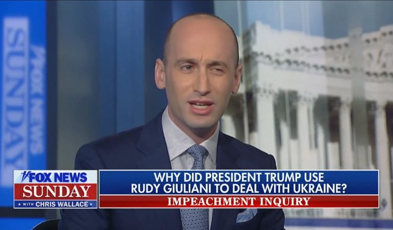 """Trump Adviser Seems To Lose His Cool On Fox News, Shouts """"The President Of The United States Is The Whistleblower!"""""""