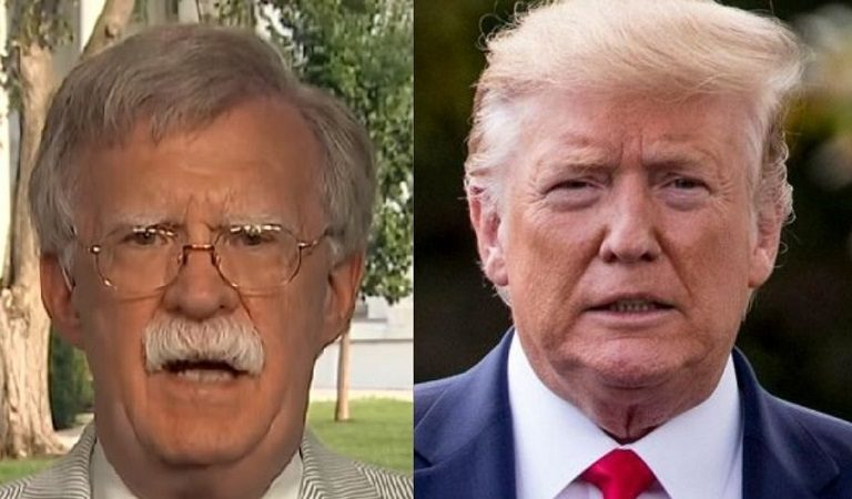 "Conservative Insider Says Trump Is Worried John Bolton ""Is The Mastermind"" Behind Whistleblower Claims"
