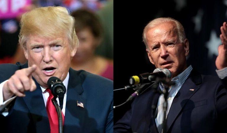Joe Biden Responds To Trump's Public Demand For China To Investigate Him